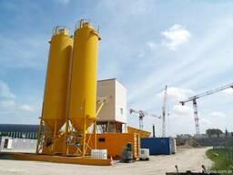 Б/У быстромонтируемый завод Elba ESM 60 (60 м3/час) Германия