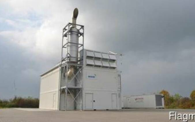 Газопоршневая электростанция SUMAB (MVM) 4 000 КвтW