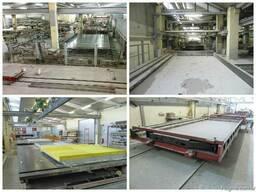 Оборудование для изготовления бетонных стеновых панелей, ЖБ - фото 3
