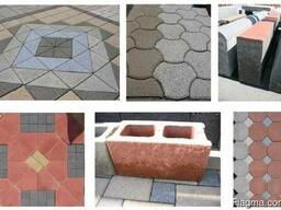 Вибропресс для производства тротуарной плитки R-400 Эконом - фото 8