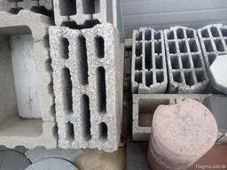 Вибропресс Мобильный для производства бордюров, блоков Е12 - фото 7