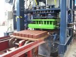 Б/У автоматический вибропресс блок машина KVM 300 м2 Дания - фото 1