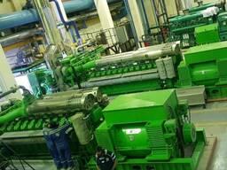 Б/У газовый двигатель Jenbacher J 620 GSE01,2800 Квт,2001 г. - фото 2