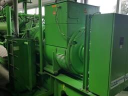 Б/У газовый двигатель Jenbacher J 620 GSE01,2800 Квт,2001 г. - фото 6