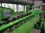 Б/У газовый двигатель Jenbacher JGS420 GSNL,1412 Квт,2005 г. - фото 8