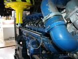 Б/У газовый двигатель MWM TBG 604-V-12, 1988 г. , 590 Квт - фото 5