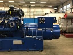 Б/У газовый двигатель MWM TBG 620, 1995 г. ,1 052 Квт. - фото 7