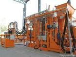 Блок-машина для производства тротуарной плитки U-1500 Швеция - фото 2
