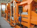 Блок-машина для производства тротуарной плитки U-1500 Швеция - фото 5