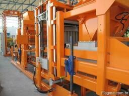 Блок-линия для производства тротуарной плитки U-1000 Швеция - фото 6