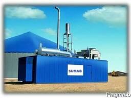 Газопоршневая электростанция SUMAB (MVM) 1200 КвтW