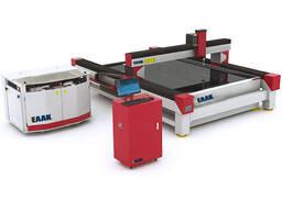 Máquina de corte a jato de água CNC de boa qualidade 2m*3m