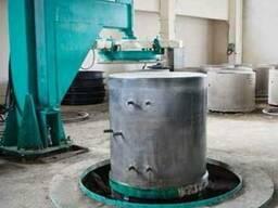 Оборудование для производства бетонных труб, колец. - фото 7