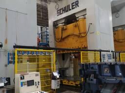STAMPING PRESS LINE Weingarten - SCHULER