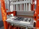 Вибропресс для производства тротуарной плитки, бордюров R300 - фото 6