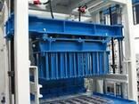 Стационарная блок-машина (вибропресс) Sumab R-500 автомат - photo 6